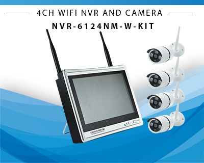 NVR-6124NM-W-KIT